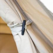 Door tie backs