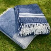blue blankets