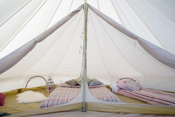 5m inner for bell tent