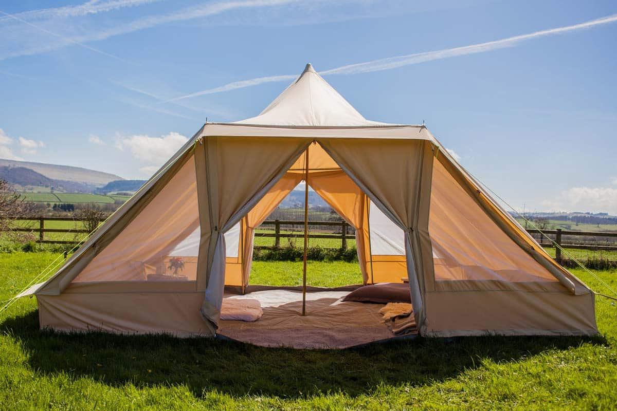 Toureg tent