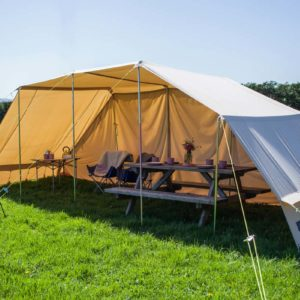 Bell tent Canopy Gazebo