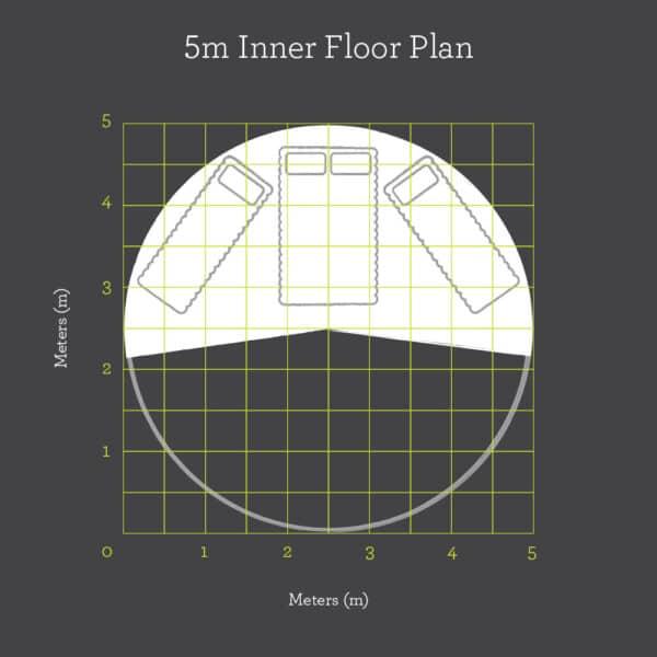 5m Inner Floor Plan