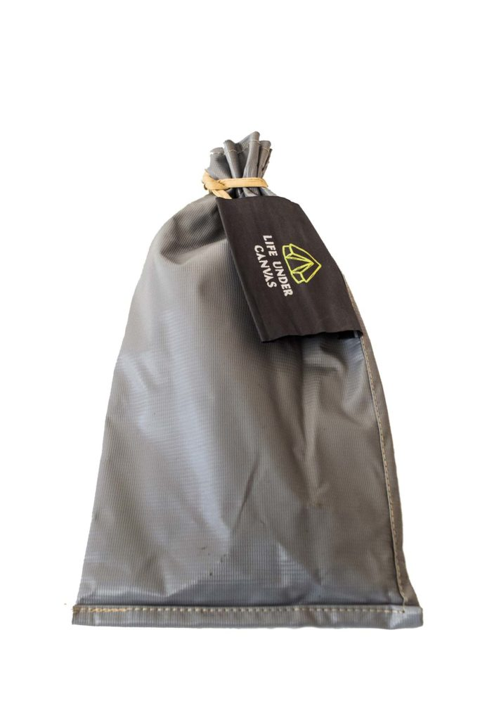 waterproof peg bag