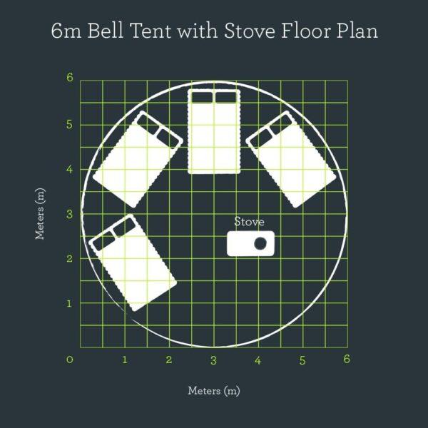 6m FRS floor plan