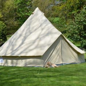 6m FR Bell Tent