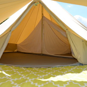 5m inner tent with wall