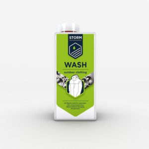 Tent wash solution