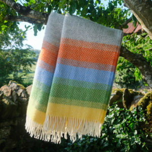 Calypso Ombre Blanket