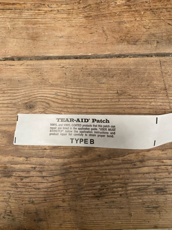 Tear aid strip - Type B